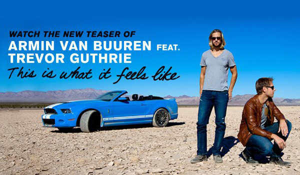 скачать armin van buuren this is what it feels like feat trevor guthrie