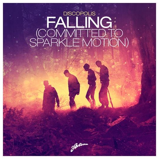 Discopolis – 'Falling' (Committed To Sparkle Motion) [Axwell Radio Edit]