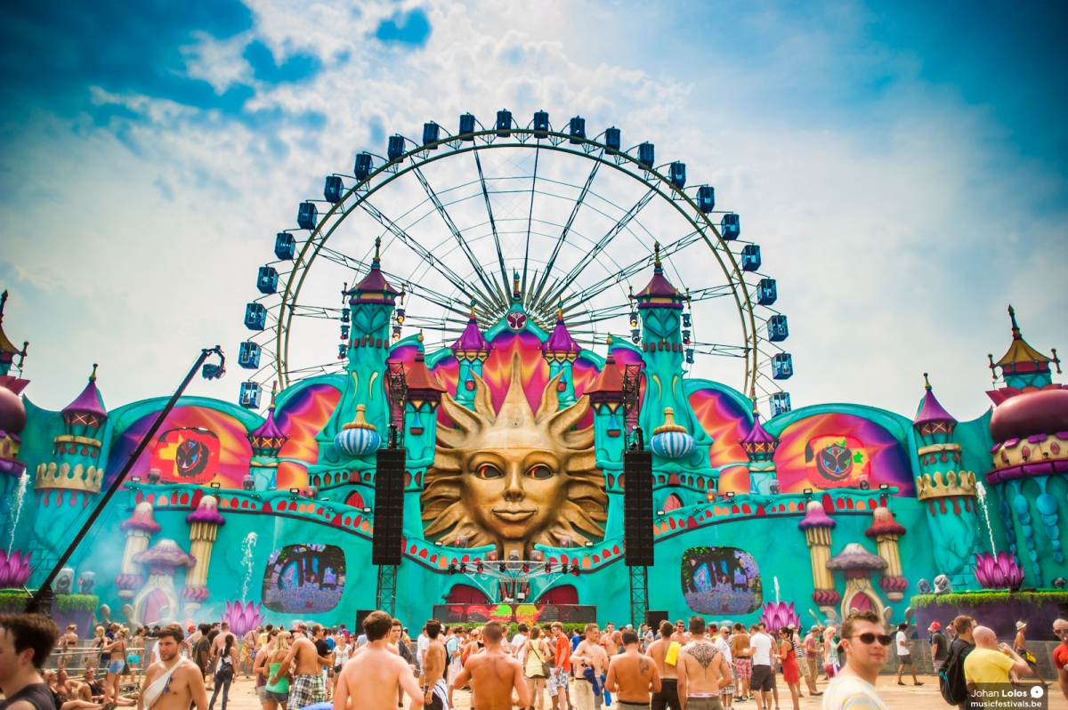Be Part Of The Tomorrowland 2014 TV Documentary And Art Installation!