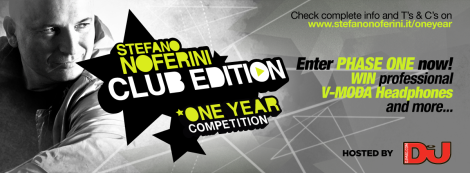 Stefano Noferini and DJ Mag are calling all aspiring DJs and Producers!