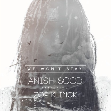Anish Sood feat. Zoë Klinck - We Won't Stay (Original Mix)