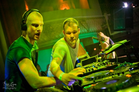 Dancing Astronaut covers Dada Life at Ruby Skye