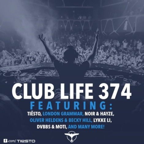 tiesto club life episode 374