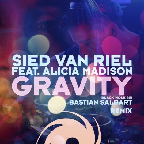 Sied van Riel - Gravity (Bastian Salbart Remix)