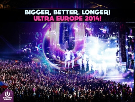 Ultra Music Festival Europe Kicks Off Today