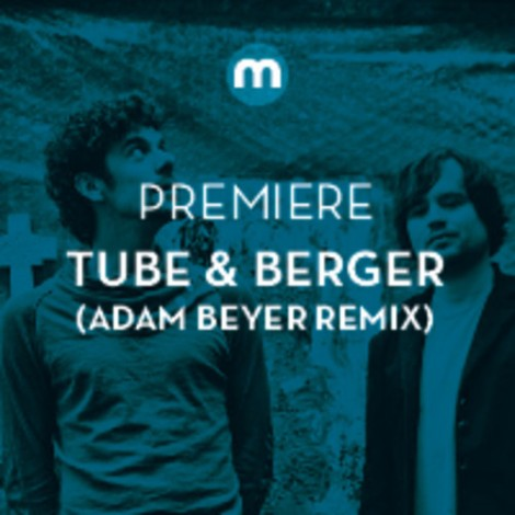 Preview: Tube & Berger - Imprint Of Pleasure (Adam Beyer Dub)