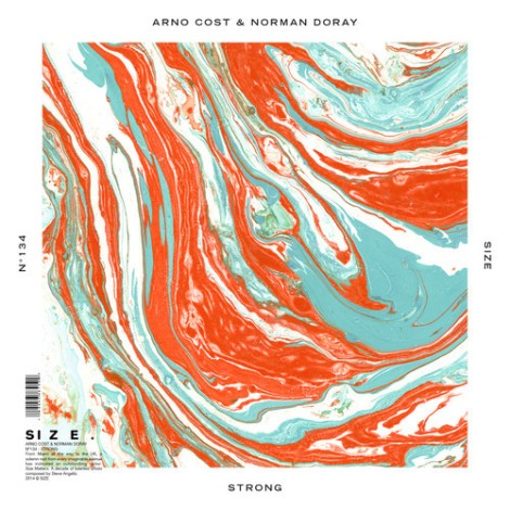 Preview: Arno Cost & Norman Doray – Strong (Original Mix)