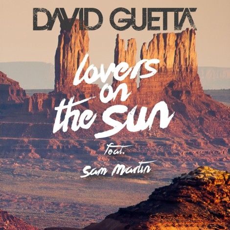 David Guetta-Lovers On The Sun (EP)