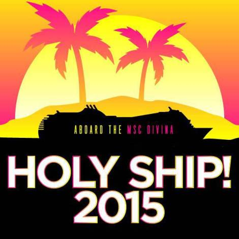 Holy Ship reveals massive 2015 lineup