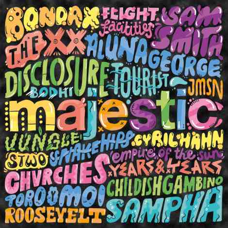 Majestic Casual Chapter 2 - CD & Digital