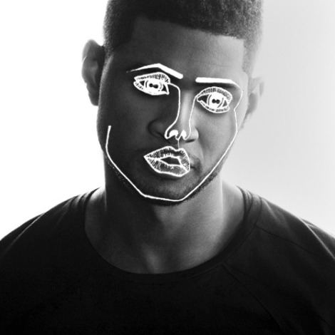 usher disclosure good kisser