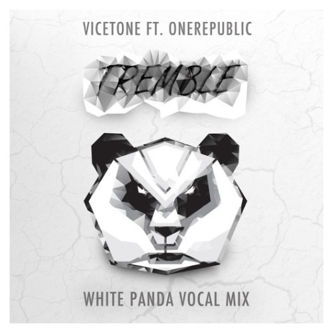 white panda vicetone tremble