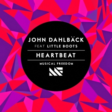 Preview: John Dahlbäck Feat. Little Boots – Heartbeat (Original Mix)