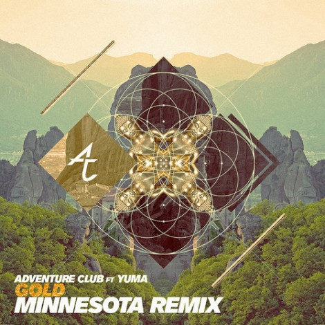Adventure Club - Gold (Minnesota Remix) [Free Download]