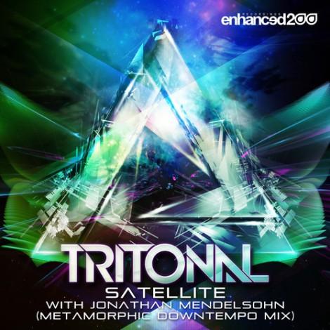 Tritonal  ft. Jonathan Mendelsohn - Satellite (Metamorphic Downtempo Mix) [Free Download]