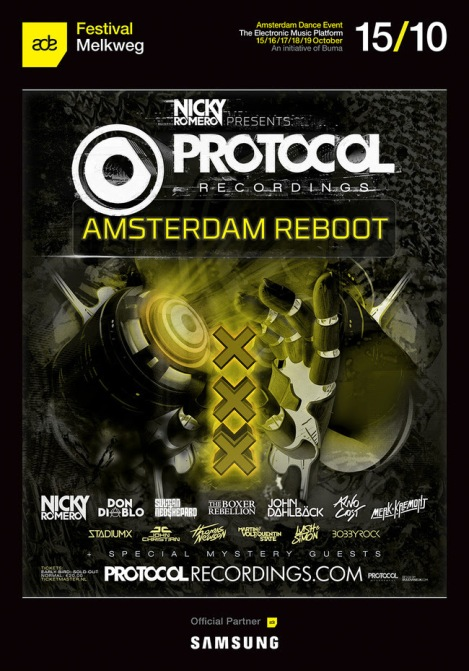 Nicky Romero & Protocol Recordings Announces 'Amsterdam Reboot' ADE Line-Up