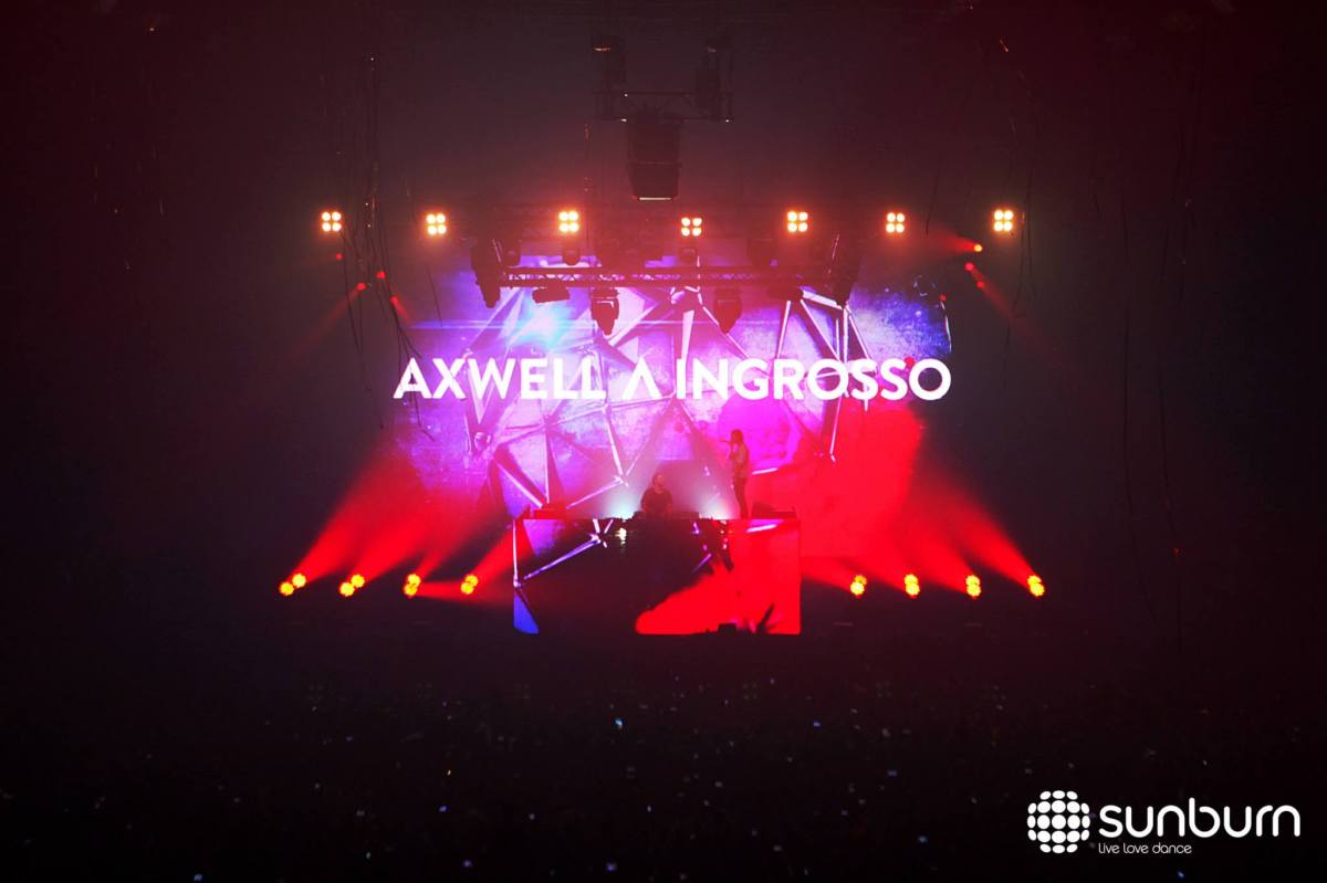 Gig Review: Axwell /\ Ingrosso At Sunburn Arena, Mumbai