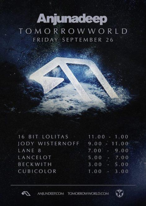 Anjunadeep Set to Take Over TomorrowWorld's Magical Friday.
