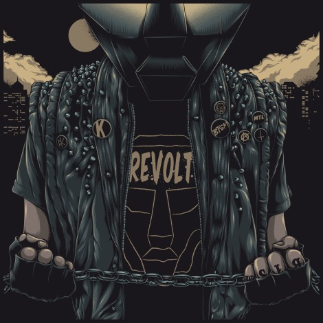 Black Tiger Sex Machine - Revolt (Original Mix)
