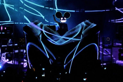 Watch this: Deadmau5's smasher of a set at iTunes Festival!