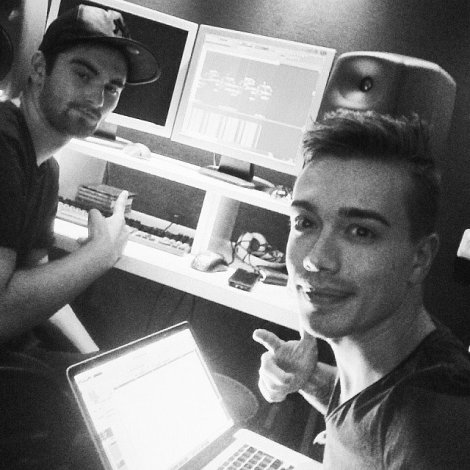Dyro and Headhunterz to collaborate?