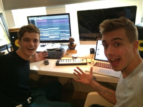Martin Garrix Working With Headhunterz for a new track