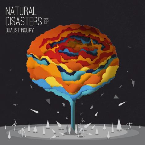 Natural Disasters EP_Cover Art