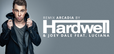 Remix Hardwell's Arcadia To Win A Revealed Recordings Release