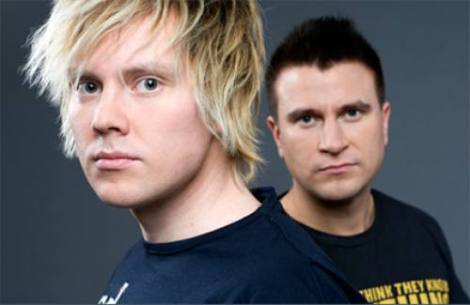 SUPER8 & TAB PREVIEW NEW SINGLE AND TALK ABOUT UPCOMING ALBUM