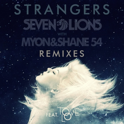 Preview: Seven Lions and Myon & Shane 54 - Strangers (My Digital Enemy Remix)