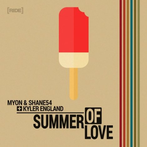 Myon & Shane 54 with Kyler England – Summer of Love (Club Mix)