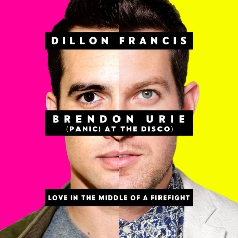 Dillon Francis Creates Love With Panic At The Disco Singer!