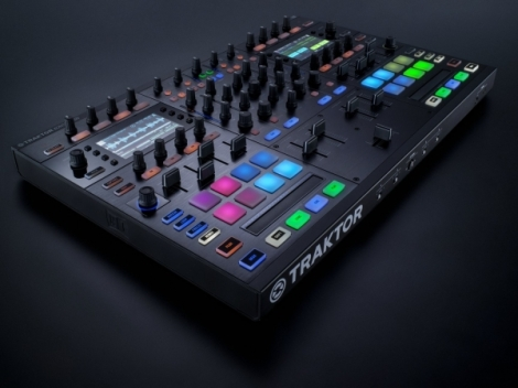 Native Instruments take DJing to next level with Traktor Kontrol S8