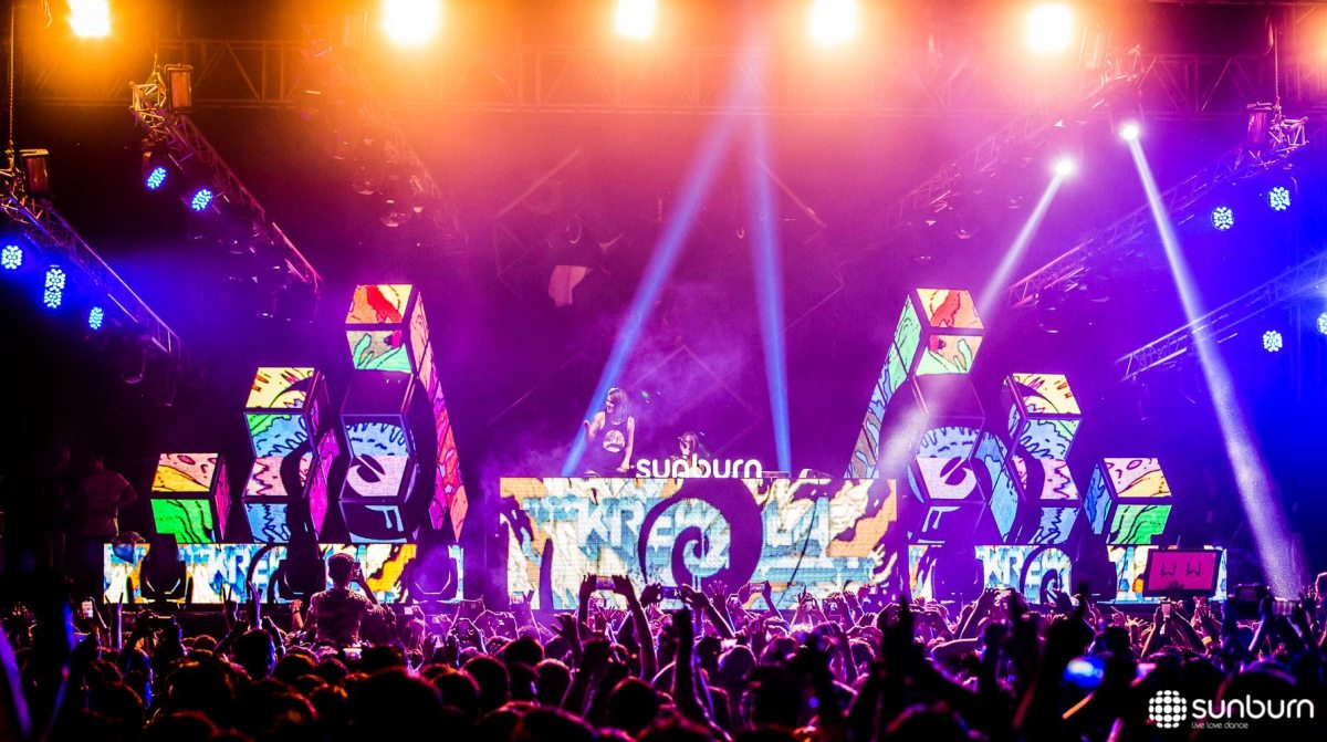 Gig Review: Sunburn Mumbai 2014