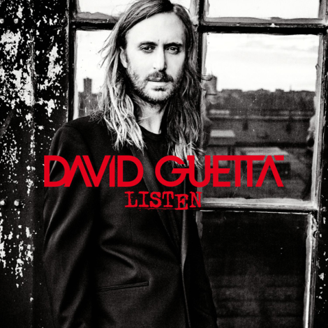 David Guetta Reveals Monstrous Tracklist for Forthcoming Album 'Listen'