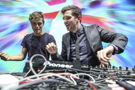 "Martin Garrix and Dillon Francis Talk Collaboration & Name Themselves ""JACK US"""