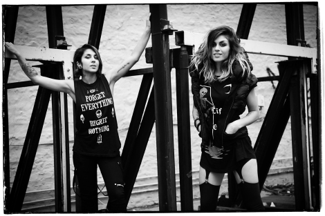 Krewella, Photography by Indira Cesarine