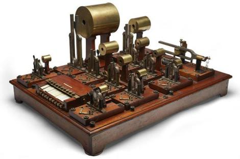 Own a piece of history with the world's very first synthesizer!